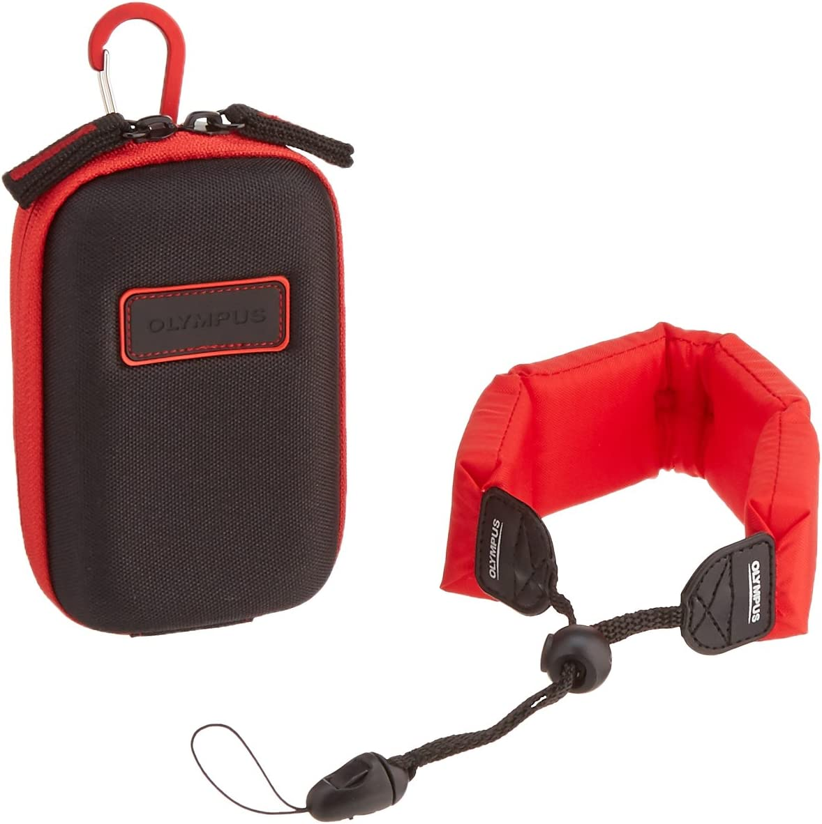 Olympus  Premium Tough Accessory Pack (Black and Red)