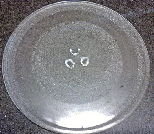 reliapart Universal de cristal para tocadiscos placa para todos ...