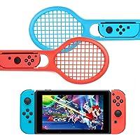 Nintendo Switch Joycon Tenis Raket 2li paket DOBE Tennis Raket Joy-con