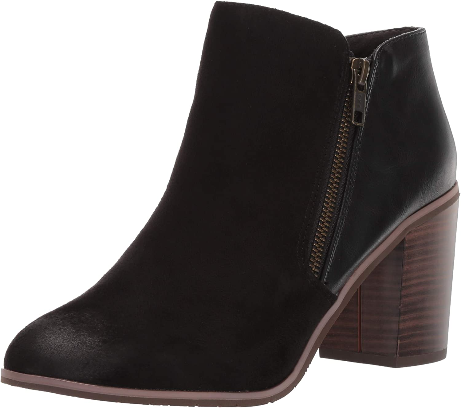 BC Footwear Women's Quite Simple Ankle Boot
