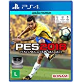 Pes - Edição 18 - PlayStation 4