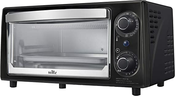 Willz KWS1010 Countertop Toaster Oven