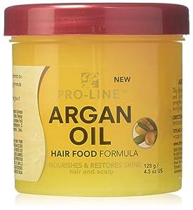 Pro-Line Argan Oil Hair Food, 4.5 Ounce (PO-75014)