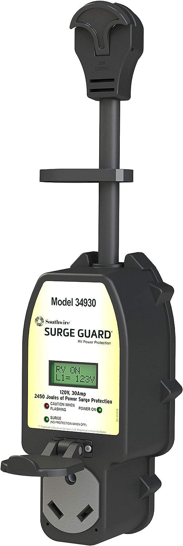 Southwire 34930 30A Portable RV Surge Guard