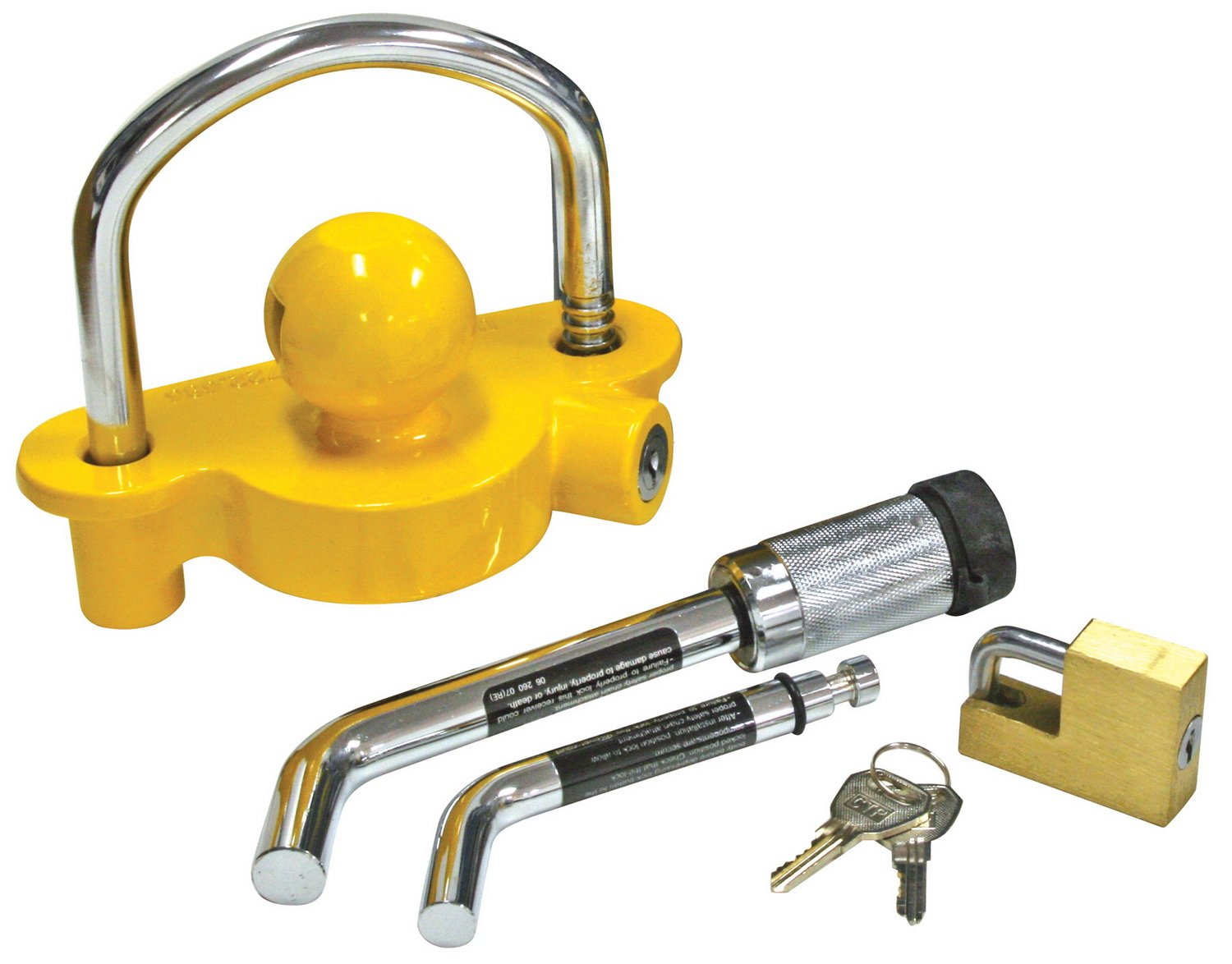 Reese Towpower 7014700 Tow 'N Store Lock Kit by Reese Towpower