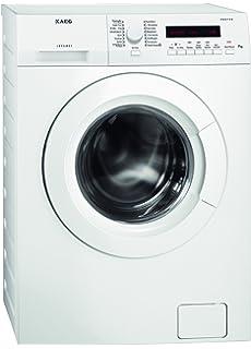 AEG L72675FL Waschmaschine Frontlader A 1600 UpM 7 Kg Weiss Altes