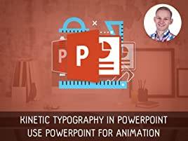 Amazon com: Watch Kinetic Typography in PowerPoint - Use