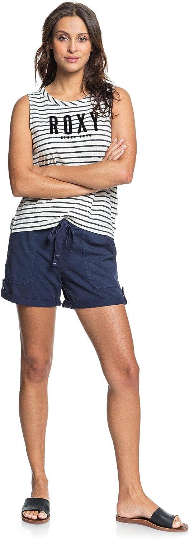 Mujer Pantalones Cortos Mujer Short Para Mujer Roxy Life Is Sweeter Ropa Brandknewmag Com