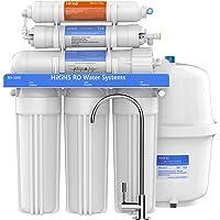 HiKiNS Sistema de filtración de Agua de ósmosis