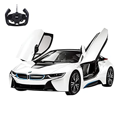 Bmw I8 White And Blue Price In India