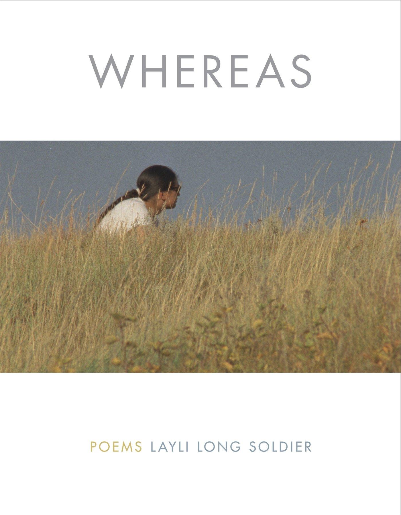 Amazon com: WHEREAS: Poems (9781555977672): Layli Long