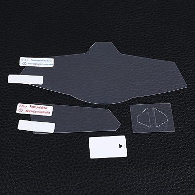 Cuque Cluster Scratch Protection Film Screen Protector for Kawasaki Z300 Ninja300 EX300 Z250 2013 2014 2015 2016: Automotive [5Bkhe0407072]