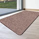Amazon Com Plow Amp Hearth Mud Rug Runner Absorbent Dirt