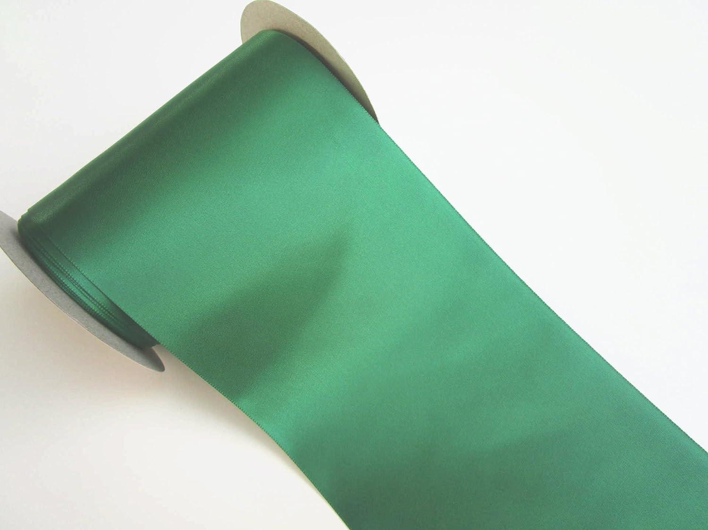 vert 10/m x 10/cm Ruban de Satin