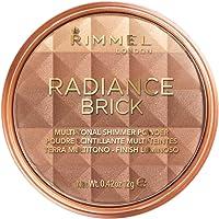 Rimmel Number 2 Radiance Brick Bronzer, 12 g, Medium
