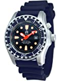 Professionall diver watch with sapphire glass helium velve T0259