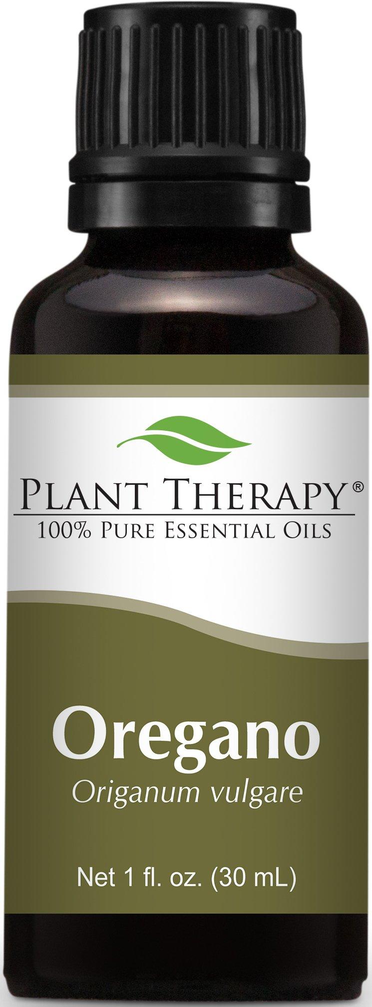 Plant Therapy Oregano (Origanum) Essential Oil. 100% Pure, Undiluted, Therapeutic Grade. 30 ml (1 oz).