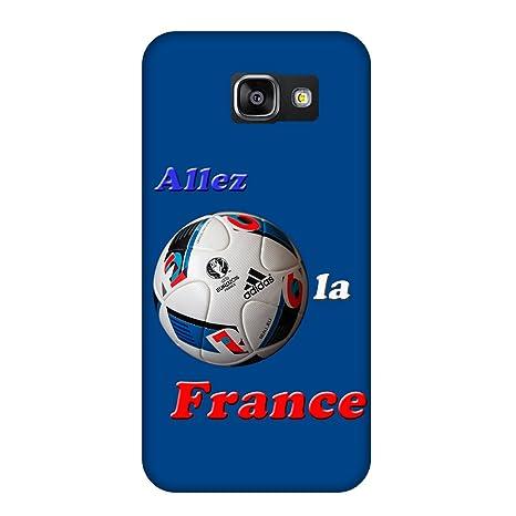 Carcasa Samsung Galaxy A5 (2016) - Francia euro 2016 azul ...