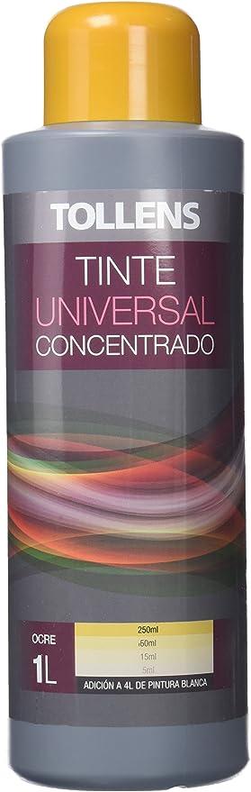Tollens 8600 Tinte Universal, Ocre, 1 l: Amazon.es: Bricolaje ...