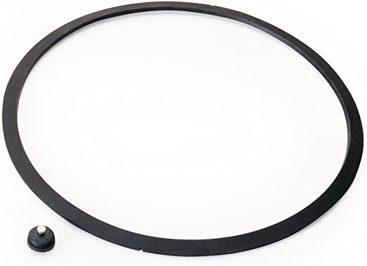 Presto 09901 Pressure Cooker Sealing Ring and Automatic Air Vent
