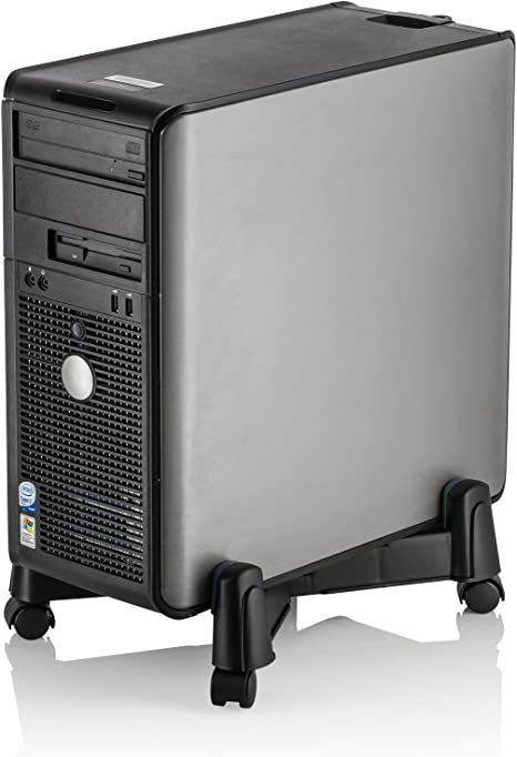Halter LZ-401 Pc computadora Soporte Caddy Caja para Escritorio ...
