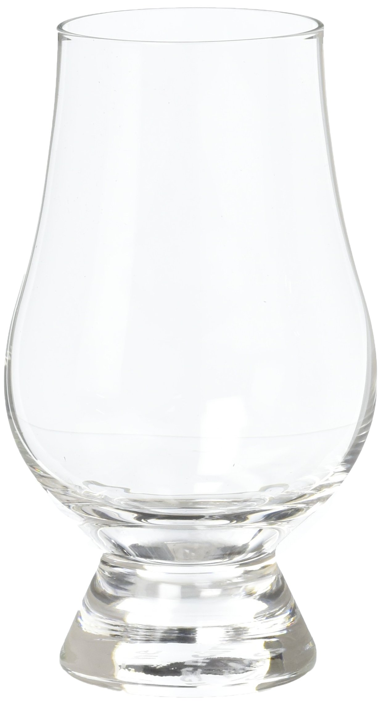 Glencairn Crystal Whiskey Glass, Set of 6, Clear, 6 Pack by Glencairn