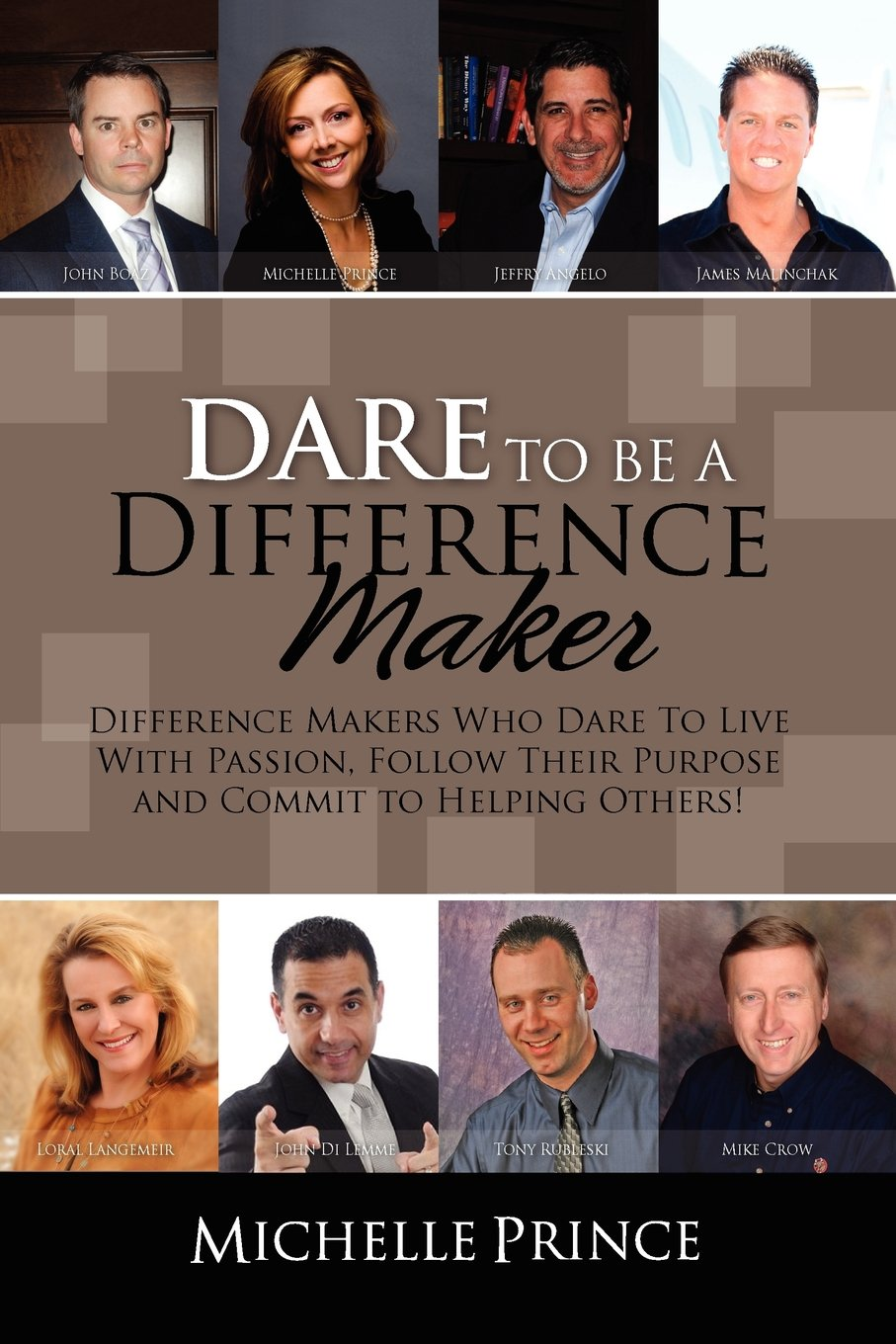 Dare To Be A Difference Maker ebook