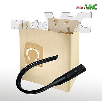 Staubsaugerbeutel passend für Makita VC2010L Nass und Trockensauger
