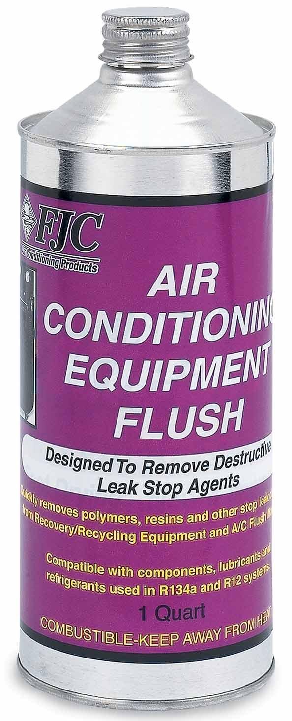 FJC 2130 A/C Equipment Flush - 32 Quart