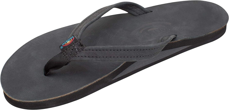 do rainbow sandals stretch