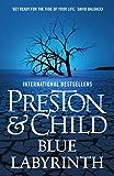 Blue Labyrinth (Agent Pendergast Series Book 14)