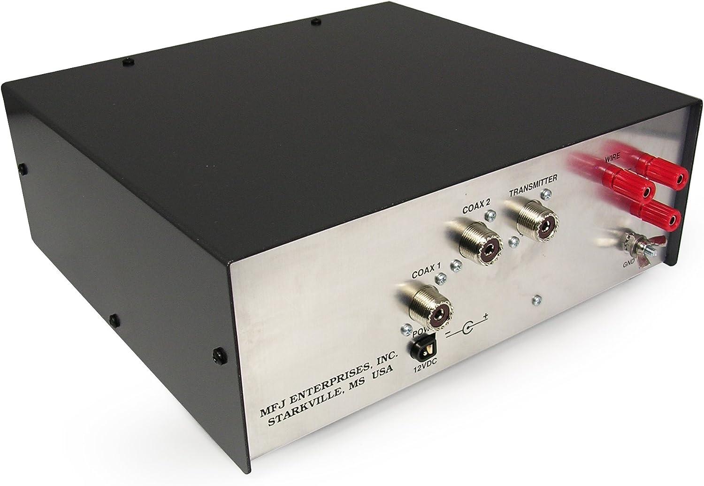 969 MFJ 300 vatios 160 m a 6 m de mesa manual sintonizador de ...
