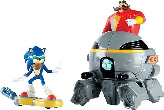 Bizak- Sonic Figuras (30692150): Amazon.es: Juguetes y juegos