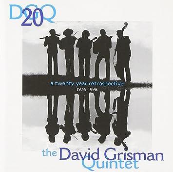 DAVID QUINTET GRISMAN - Dgq-20...