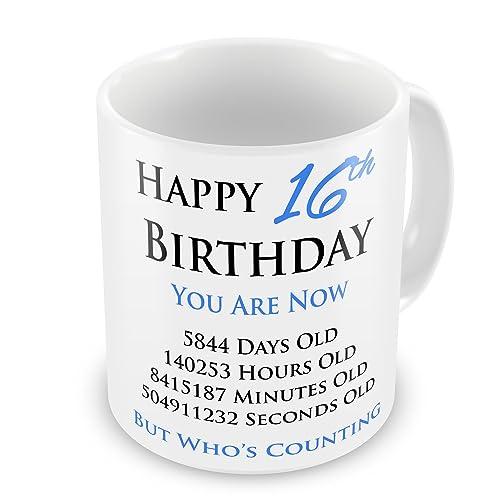 Nephew 16 Today Happy Birthday Card