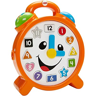 Fisher-Price Laugh & Learn Counting Colors Clock: Toys & Games