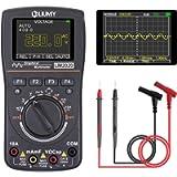 LIUMY Oscilloscope Multimeter, LM2020 New Update, Professional LED Handheld Oscilloscope Multimeter with 2.5 Msps high…