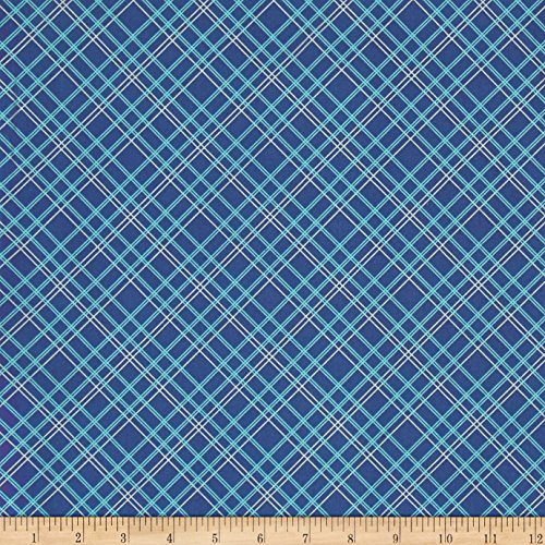 quilt fabric blue - 9