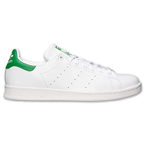 ADIDAS STAN SMITH SNEAKERS BIANCO VERDE M20324-2 - 38-2-3,