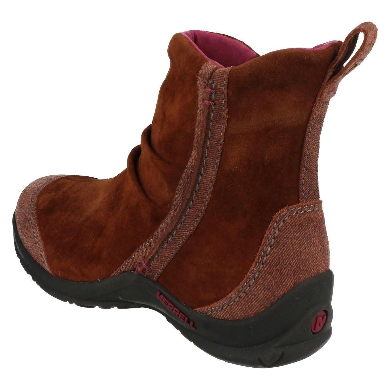 Mujer Merrell Casual Botines Madrasa, color marrón, talla 38 EU: Amazon.es: Zapatos y complementos