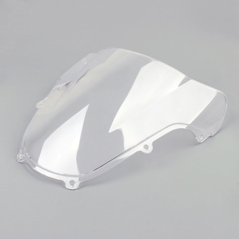 Areyourshop Pare-brise double bulle pour GSXR 600//750 2001-2003 K1