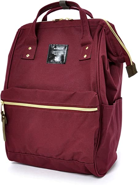 f204aabeb1d Anello Official Ruby Red Japan Fashion Shoulder Rucksack Backpack Hand  Carry Tablet Diaper Bag Unisex