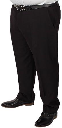 "BLACK McCARTHY SUIT TROUSERS 44/""46/""48/""50/""52/""54/""56/""58/""60/""62/""64/""66/"""