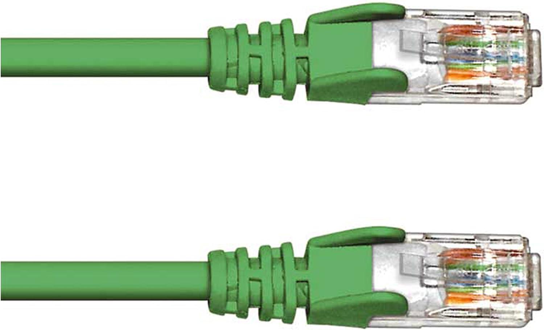 Fairline 1,5m Cat6UTP–verde arrancado 4874–215
