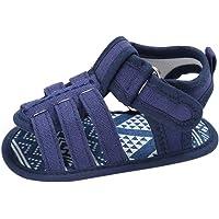 Weixinbuy Baby Boys' Shoes Canvas Ourdoor Sandals
