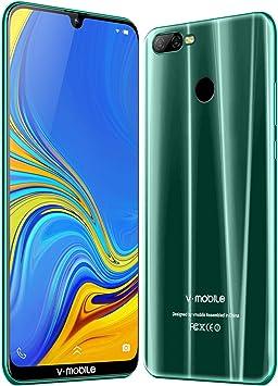 Moviles Libres 4G,6.26 Pulgadas 64GB ROM/128GB Expandible 4GB RAM ...