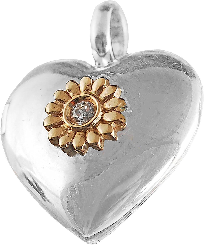 Thomas Sabo Sweet Diamonds Anhänger Herz mit weißen Diamant