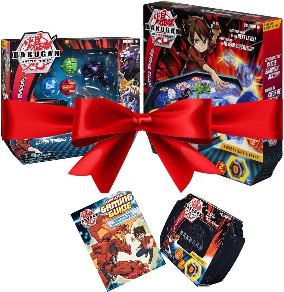 Bakugan Toys Bundle incluye Bakugan Battle Pack de 5 unidades con ...