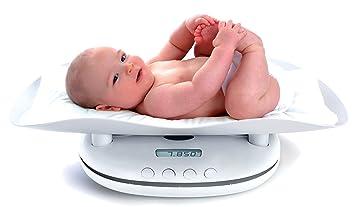 Säuglinge Digitale Waage für Neugeborene Babys Babywaage