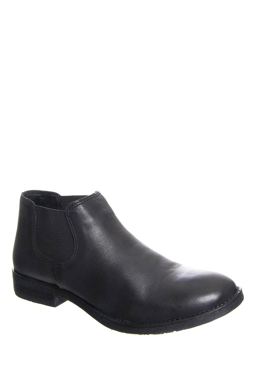 Lita Low Heel Bootie - Black